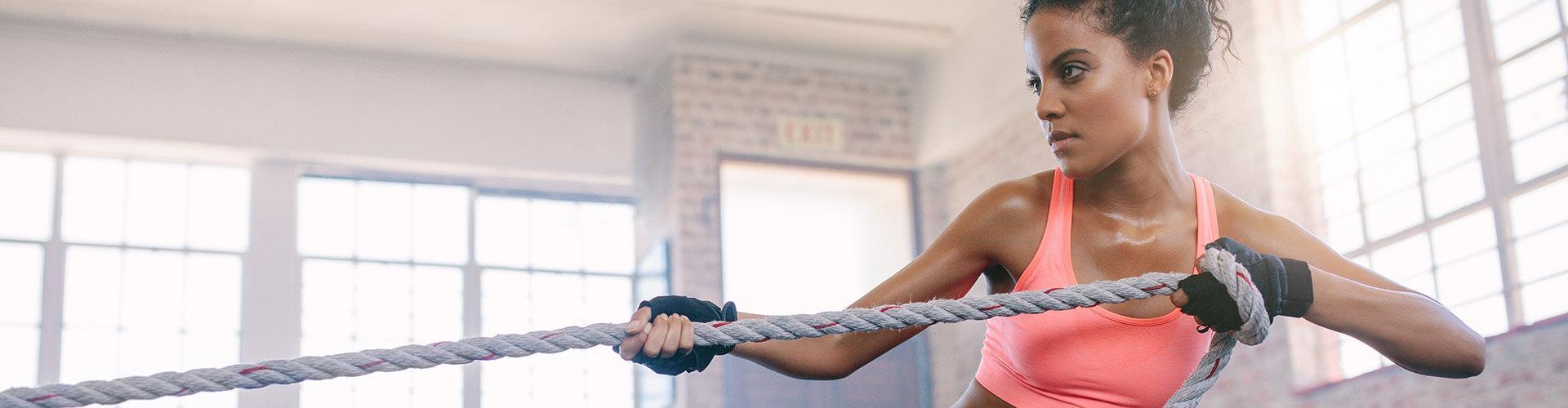 Diät zur Definition der weiblichen Muskulatur